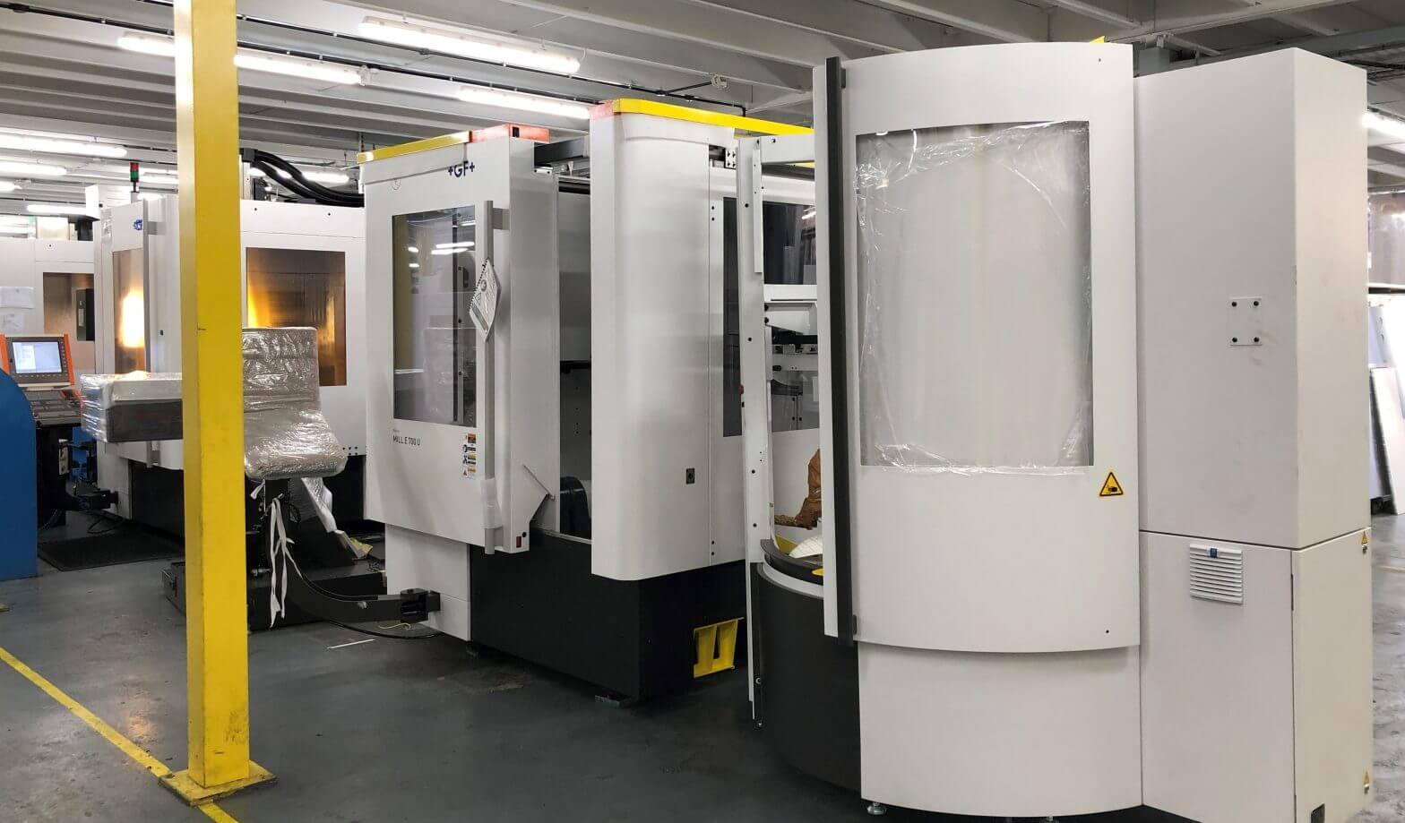 CNC-Machine